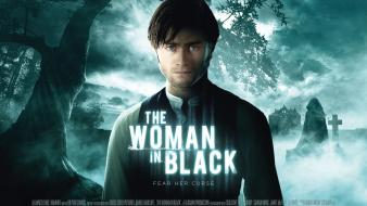 Daniel radcliffe movie posters the woman in black wallpaper