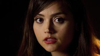 Doctor who faces jenna louise-coleman jenna-louise coleman Wallpaper