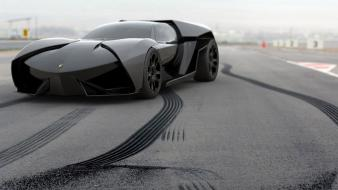 Lamborghini ankonian concept racing cars wallpaper