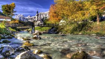 Landscapes nature rivers wallpaper
