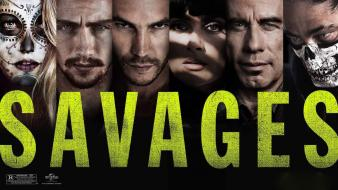 Movies action savages wallpaper
