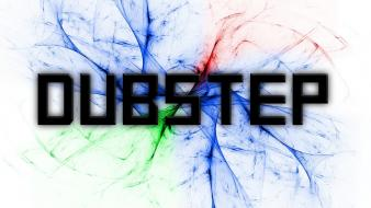 Music dubstep white background rgb wallpaper