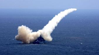 Ocean military ships russian navy missle wallpaper