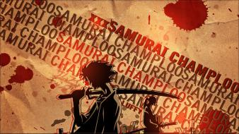 Samurai champloo refused wallpaper
