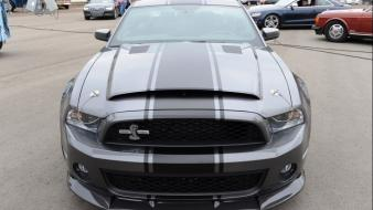 Super snake muscle car shelby gt500 Wallpaper