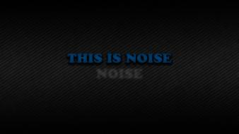 Text noise wallpaper