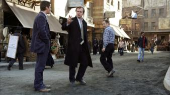 The prestige christopher nolan set photos film wallpaper