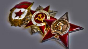 Ussr soviet medals union honor wallpaper