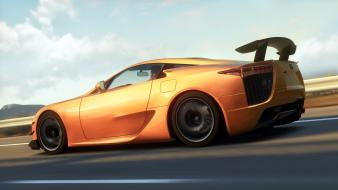 Xbox 360 automotive races forza horizon auto wallpaper