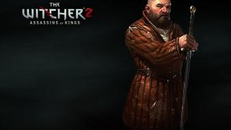 Zoltan the witcher 2 enhanced edition wallpaper