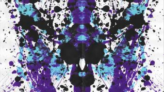 7chan rorschach test Wallpaper