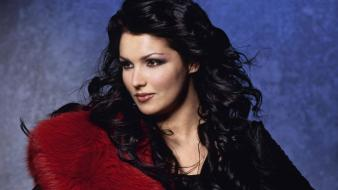 Anna Netrebko Dark wallpaper