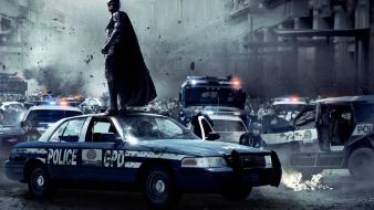 Batman cars police vehicles Wallpaper