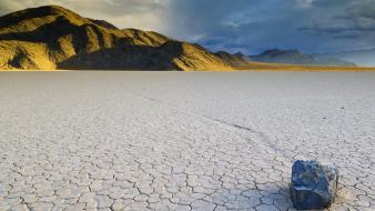California death valley national park race tracks wallpaper