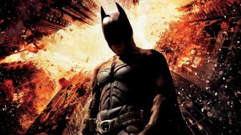 Comics christian bale the dark knight rises Wallpaper