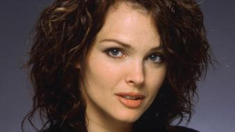 Dina Meyer Face wallpaper