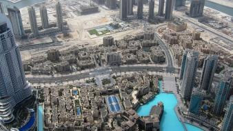 Dubai cities coast destination tourist wallpaper