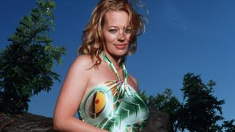 Jeri Ryan Dress Wallpaper