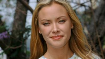 Kristanna Loken Face wallpaper