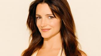 Kristin Davis Hot Brunette wallpaper