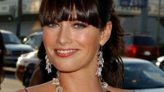 Lena Headey Smile wallpaper