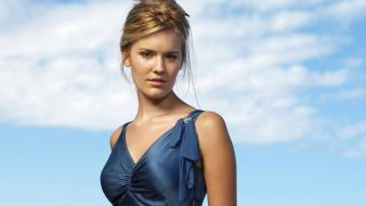 Maggie Grace Sky Wallpaper