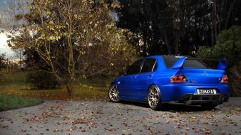 Market lancer evo ix mitsubishi automobiles cars Wallpaper
