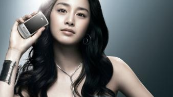 People asians korean mobile kim tae hee wallpaper
