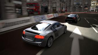 R8 bmw m3 gran turismo 5 ps3 Wallpaper