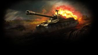 Tanks world of is-7 Wallpaper