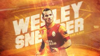 Wesley sneijder ejder football player futbol futebol Wallpaper