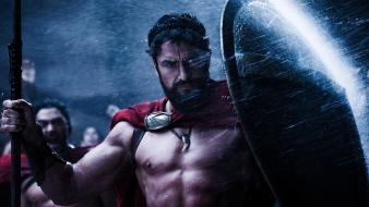 300 (movie) movie stills Wallpaper