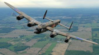 Airplanes avro lancaster wallpaper