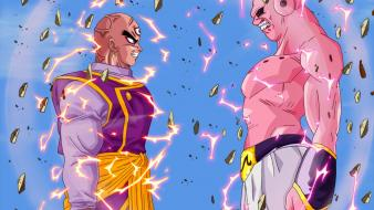 Buu dragon ball z wallpaper