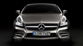 Cars front mercedes-benz mercedes benz cls wallpaper