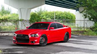 Cars vehicles dodge charger srt8 Wallpaper