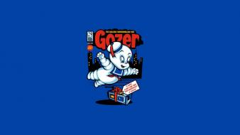 Comics ghostbusters casper wallpaper