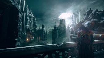 Fantasy art castlevania: lords of shadow 2 wallpaper