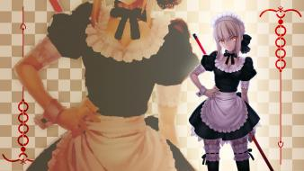 Fate/stay night carnivals saber alter fate series wallpaper