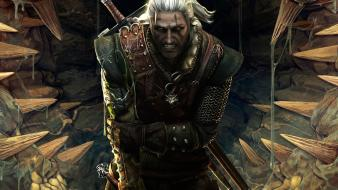 Geralt the witcher 2 enhanced edition Wallpaper