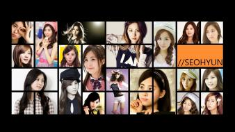 Girls generation snsd asians seohyun korean k-pop wallpaper