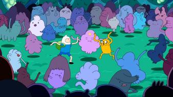 Human jake dog lsp lumpy space princess wallpaper