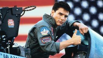 Maverick tom cruise top gun wallpaper