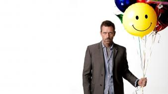 Movies hugh laurie gregory house balloons Wallpaper