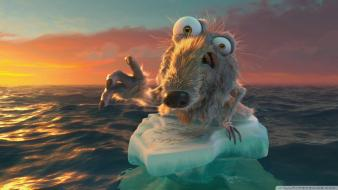 Movies ice age hollywood continental scart drift wallpaper