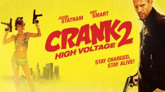Movies jason statham crank 2 wallpaper