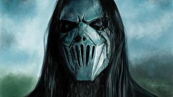 Music masks heavy metal slipknot Wallpaper
