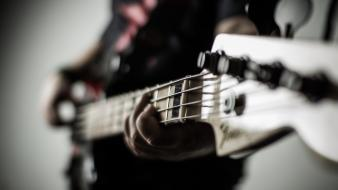 Music rock metal fender guitars jam blurred guitarists wallpaper