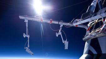Red bull felix baumgartner stratos wallpaper