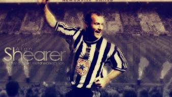 Soccer newcastle athletes united football player wallpaper